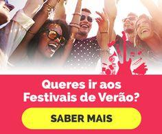Amostras e Passatempos: Passatempo Festivais de Verão by Prémios e Ofertas...