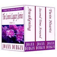 The Lewis Legacy Series, Books 1-3: A Christian Romance Boxed Set by JoAnn Durgin, http://www.amazon.com/dp/B00BYLMQC4/ref=cm_sw_r_pi_dp_3EQJsb0WGFWC4