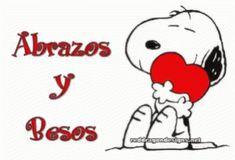 Abrazos Besos GIF - Abrazos Besos - Discover & Share GIFs