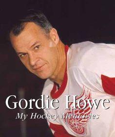 Gordie Howe The best hockey player EVER!