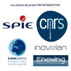 Comearth participe activement au projet VHP INTER@CTIVE