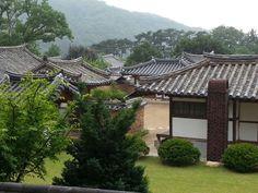 대구 인흥마을. Inheong village, Daegu, Korea. (문익점 선생의 후손들이 만든 마을이라고 하죠. 화원 자연휴양림과 마비정 마을이 이 근처에 있죠~~)