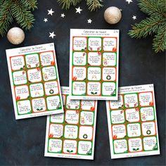 Advent Calendar, Snowman, Holiday Decor, Christmas, Sick, Parents, Printable, Diy Advent Calendar, Countdown Timers