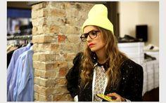 Laurence Arné, 33 ans, s'est glissée dans la peau de Jessica, blogueuse mode à succès.
