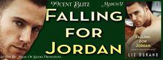 Living Indie Book & Author Blog: PROMO BLITZ - FALLING FOR JORDAN BY LIZ DURANO
