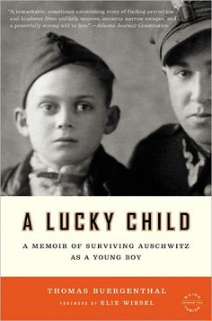 A Lucky Child...a memoir from a man that survived the worst and attributes really only luck to be the reason.  Very interesting and probably the first book on the war that I've read from this type of perspective