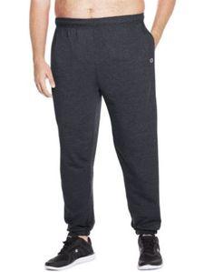 b04c80a5c9db Champion Big  amp  Tall Men s Jersey Pants w Elastic Bottom (CH306) Tall