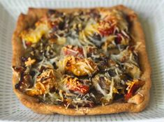 10 Recipes To Make On A Pizza Stone