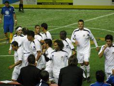 November 19, 2011 - @ San Diego Sockers