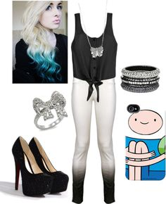 """Untitled #6"" by sarina-houser ❤ liked on Polyvore"
