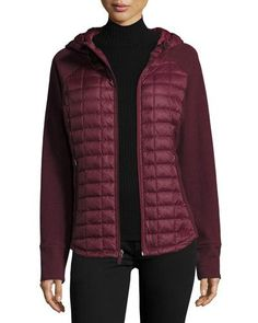 Endeavor Thermoball™ Jacket, Deep Garnet Red