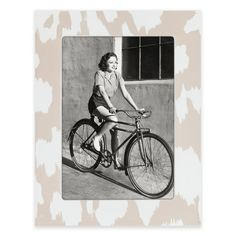 product image for kate spade new york Garden Drive™ 4-Inch x 6-Inch Picture Frame