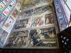 Giovanni da Modena, 1413, Bologna, Chiesa di S. Petronio, Cappella Bolognini. Giovanni di Pietro Faloppi (Giovanni da Modena) (1379-1455)