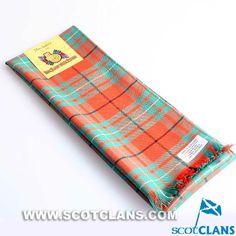 MacAulay Clan Tartan Scarf