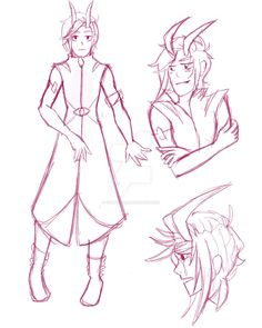 Tyven (New Character) by Vampirizian on DeviantArt