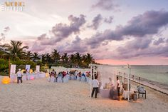 Beloved Hotel Mexico Cancun beach wedding rehearsal dinner, HDR wedding pictures