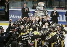 Kärpät Ice Hockey team - hopefully Finnish Champions once more!