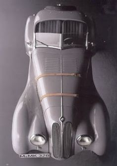 BMW 328 via Classic and Vintage