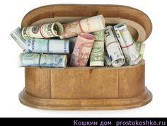 Ритуал денежная шкатулка