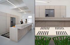 u2i offices by Morpho Studio, Krakow   Poland office