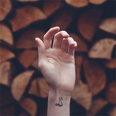 Tatuaggi Piccoli e belli: le ispirazioni