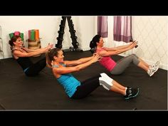 Strength-Building Workout, Fat Blasting Fitness, Class FitSugar - YouTube