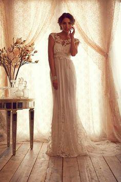 Maravillosos vestidos de novia | Colección Anna Campbell 2014 | Vestidos | Moda 2014 - 2015