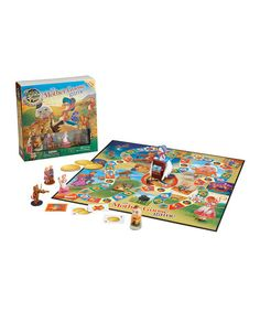 This Tales to Play: Mother Goose Board Game by Lauri by Patch Products is perfect! #zulilyfinds