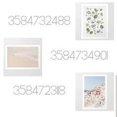 🍉BLOXBURG DECALS🍉 (@bloxburg._.decals.watermelon) • Instagram-foto's en -video's Roblox Roblox, Roblox Codes, House Color Schemes, House Colors, Pic Code, Tiny House Layout, Code Wallpaper, Simple House Plans, Roblox Pictures