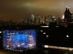 Hayden Planetarium—New York City, USA