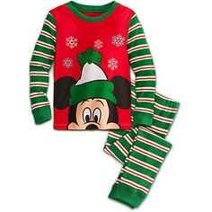 Mickey Mouse PJ Pal for Boys - Holiday | Mickey & Friends | Clothes | Kids | Disney Store