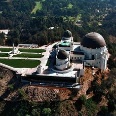 Griffith Park is a must-see destination when you're in Los Angeles, #California. #LA