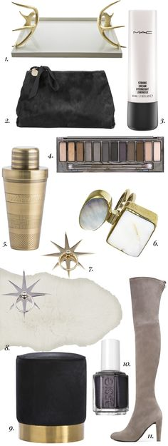 Holiday Glam Guide | Pulp Design Studios