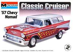 1957 Chevy Nomad Classic Cruiser