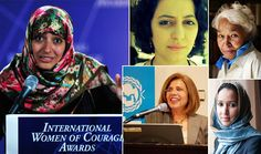 5 great female human rights activists in MENA