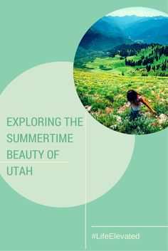 Watch this video, presented by our friends at Visit Utah! http://matadornetwork.com/tv/summer-beauty-utah/