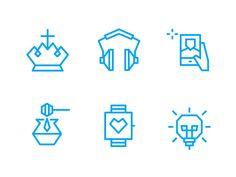 EGO Icons on Behance