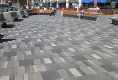 A/N Blog . Product> Great Pavers for Plazas and Hardscapes