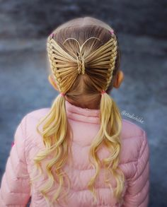 11 Crazy Hair Day Tutorials For Girls {hot or not?} 11 Crazy Hair Day Tutorials For Girls {hot or not?} – Tip Junkie 11 Crazy Hair Day Tutorials For Girls {hot or not?} 11 Crazy Hair Day Tutorials For Girls {hot or not?} – Tip Junkie Wacky Hair Days, Crazy Hair Days, Crazy Hair Day At School, Crazy Hair For Kids, Crazy Hair Day Girls, Cute Girls Hairstyles, Pretty Hairstyles, Crazy Hairstyles, Toddler Hairstyles