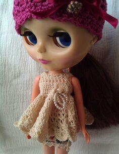 Blythe+Crochet+Babydoll+Mini+Dress/Top+Skirt+Hat+by+pinkujane,+$32.95