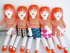 Jane Foster Dolls