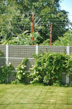 Sichtschutz, Lärmschutz, Fertigmauer | Garten | Pinterest | Garten, Houzz  And Pergolas