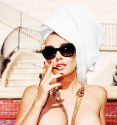 Tamara Ecclestone for Playboy
