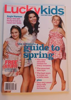 angie harmon and daughters on pinterest