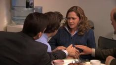 Best Of The Office, The Office Jim, The Office Show, Office Fan, Office Gifs, Office Jokes, Funny Office, Michael Scott The Office, Funny Video Clips