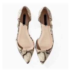 Zara shoes New with tag. EUR 38 US 7.5 Zara Shoes