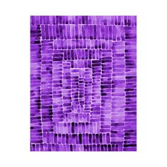 Watercolor abstract rectangles - purple Art Print by wackapacka Purple Canvas, Purple Art, Canvas Prints, Art Prints, Welcome Mats, Abstract Watercolor, Watercolour, Diy Frame, Color Of The Year