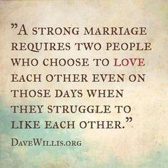 Marriage is work, fight for it! #ShareInFaith www.shareinfaith.com