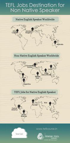 TEFL Jobs Destination for Non Native Speaker