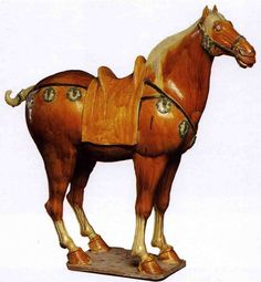 tang-horseArt, Ideas Nature , HomeMore Pins Like This At FOSTERGINGER @ Pinterest